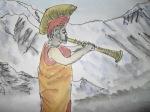 Himalayan sacral melody